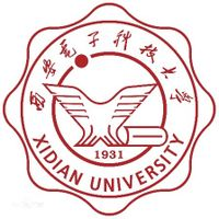 Xidian University logo